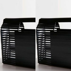 Urban Outfitters Bags - Urban Outfitters Caged Handheld Clutch Bag